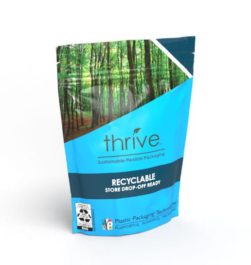 Thrive Zip Pouch - All PE